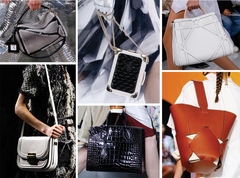 The 25 Best Bags of Paris Fashion Week Spring 2016 - PurseBlog