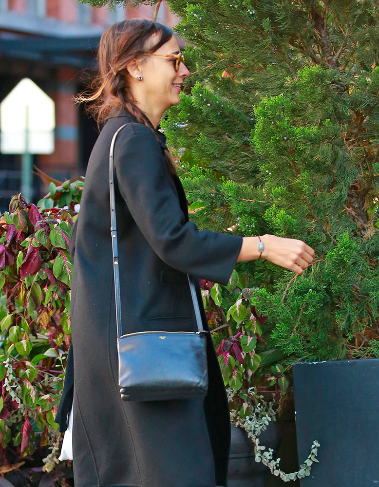 Rashida-Jones-Celine-Trio-Bag