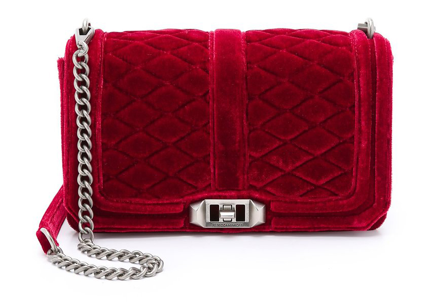 Update Your Fall Wardrobe With Richly Textured Bags From