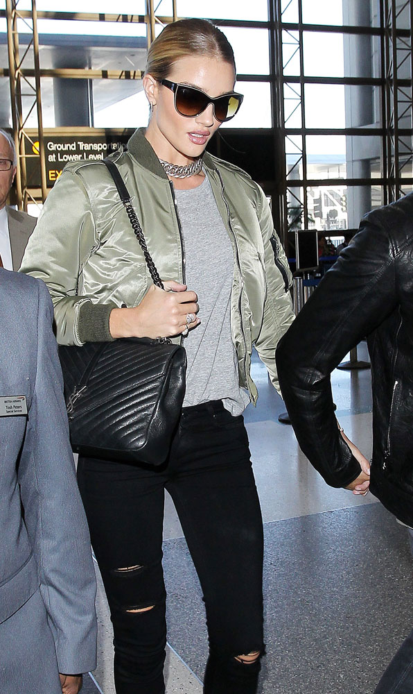 bags are getting boxier amp one saint laurent bag is gaining