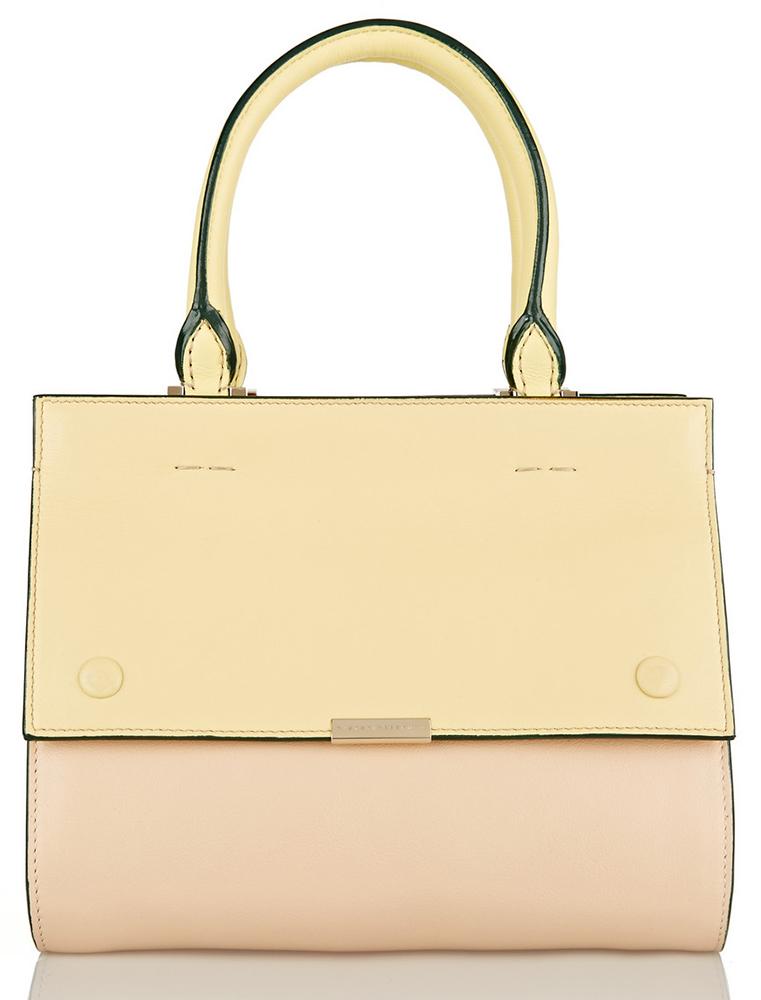 Victoria-Beckham-Bicolor-Leather-Top-Handle-Bag