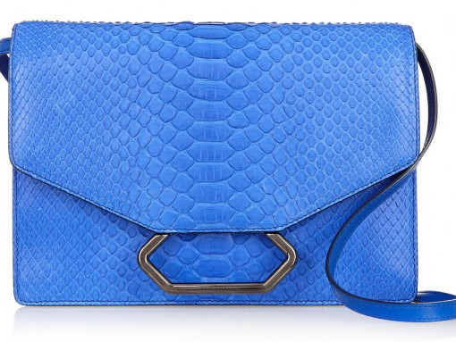 Victoria-Beckham-Money-Python-Shoulder-Bag