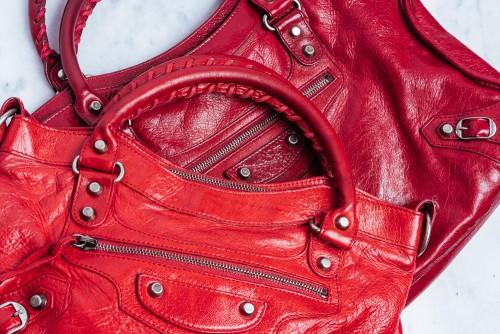 Balenciaga True Red and Balenciaga Rouge