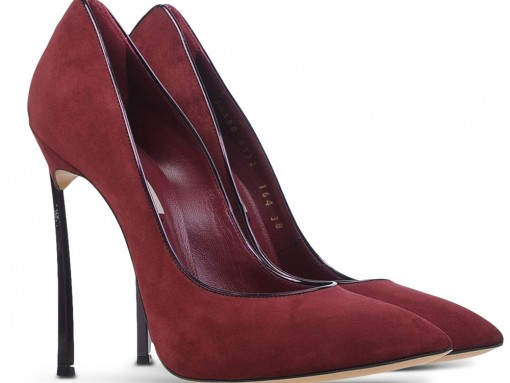 Color Story: 14 Burgundy Shoes for Every Fall Occasion