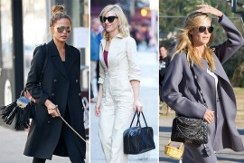Celebs Go to Galas, Soccer Games & Craig's with Great New Bags