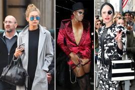 Valentino, Gucci, & Hermès & Chloé Bags were Big with Celebs This Week