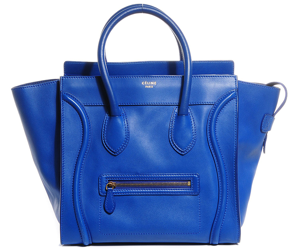 Céline Luggage Tote, $2,606 via Fashionphile
