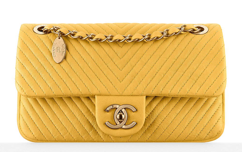 a5d2f69f7504 Check Out Photos and Prices for Chanel's Cruise 2016 Bags, in Stores ...