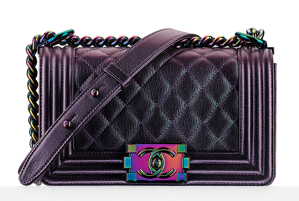 Check Out Photos And Prices For Chanelu0026#39;s Cruise 2016 Bags In Stores Now - PurseBlog
