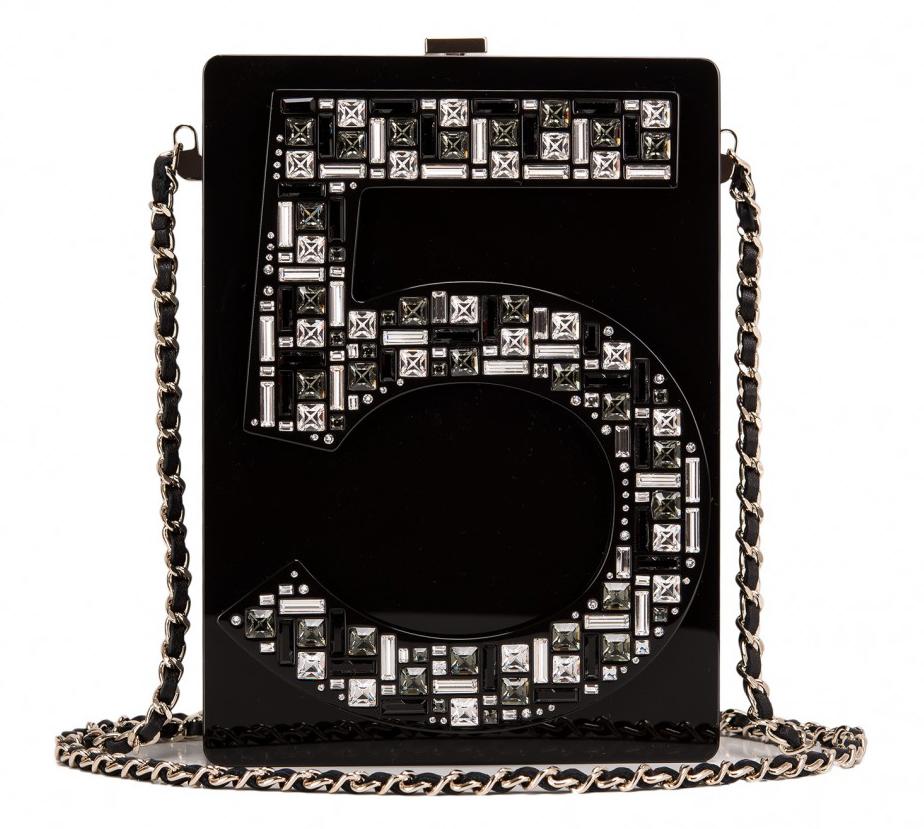 Chanel-No-5-Plexiglass-Minaudiere-Clutch