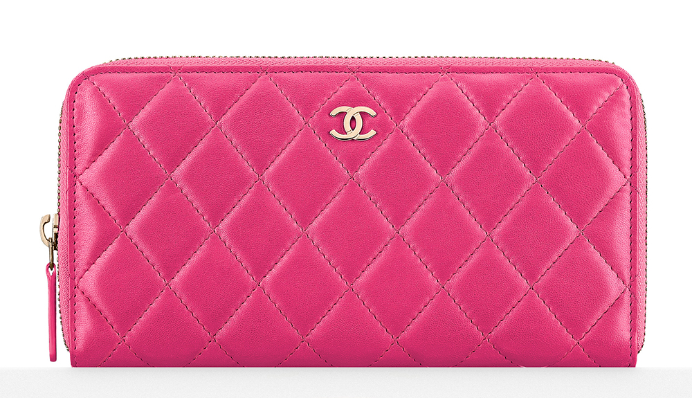 Chanel-Quilted-Zip-Wallet-1125