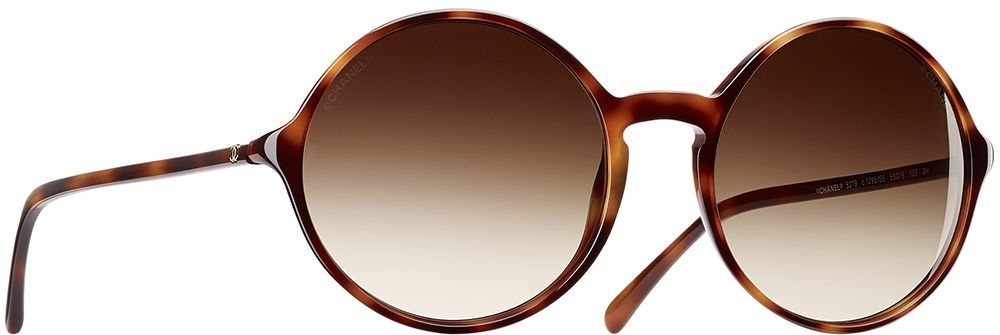 Chanel-Round-Signature-Sunglasses