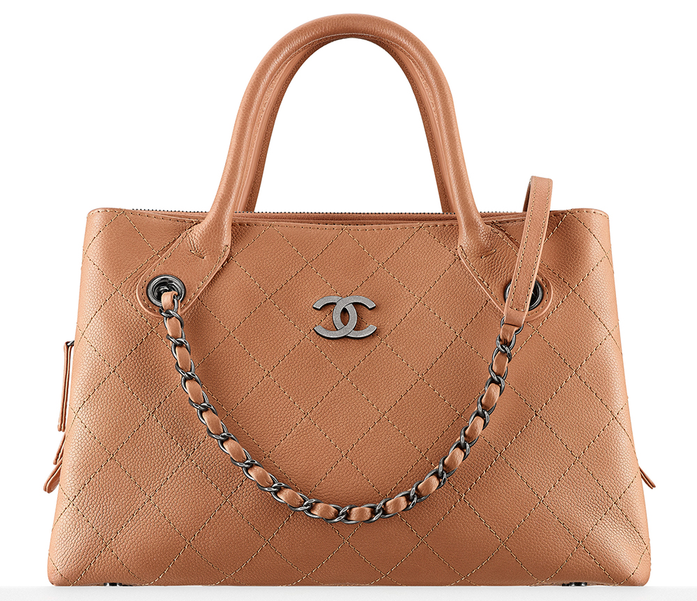 Check Out Photos and Prices for Chanel's Cruise 2016 Bags, in ...