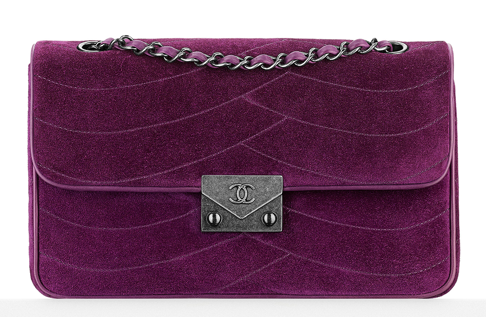 Chanel-Suede-Flap-Bag-Purple-3600