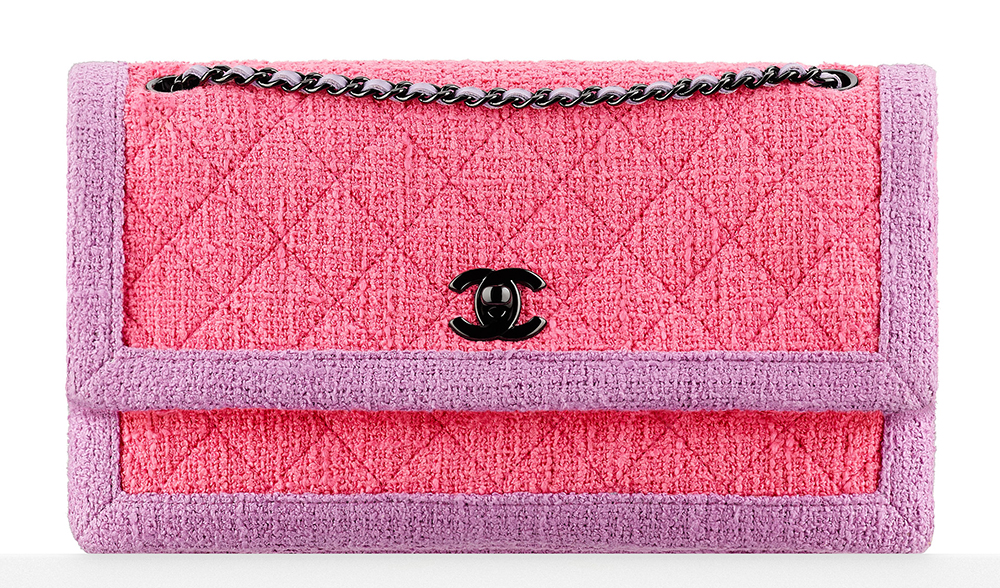 Chanel-Tweed-Flap-Bag-Pink-2800