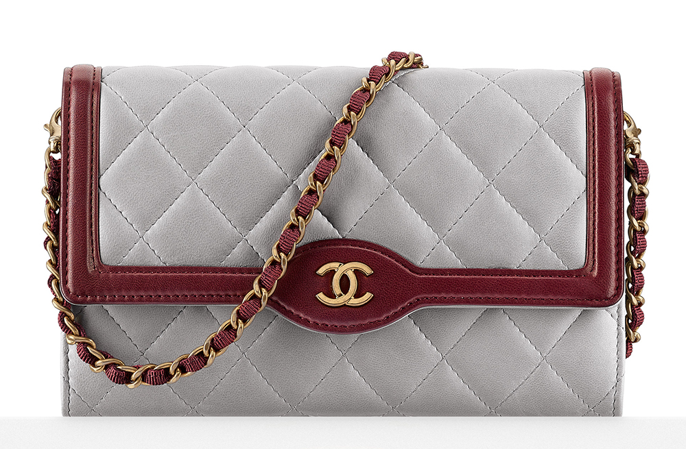 60df3c8797e5 Check Out Chanel s Cruise 2016 Wallets