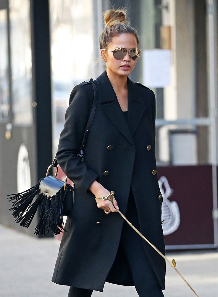 Chrissy-Teigen-Chloe-Hudson-Tassel-Shoulder-Bag
