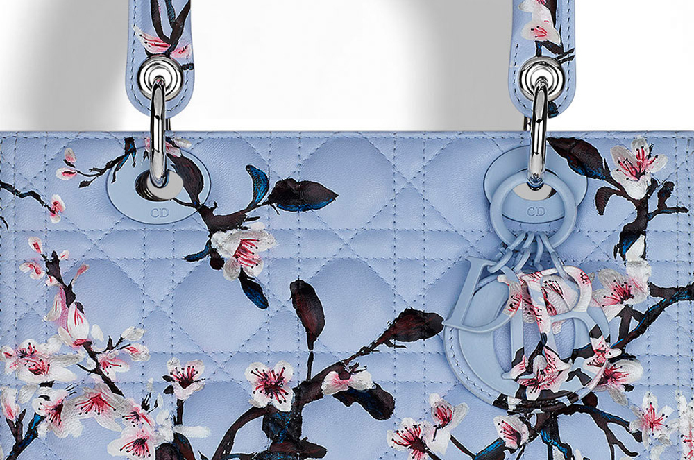 Christian-Dior-Lady-Dior-Floral-Bag-Closeup