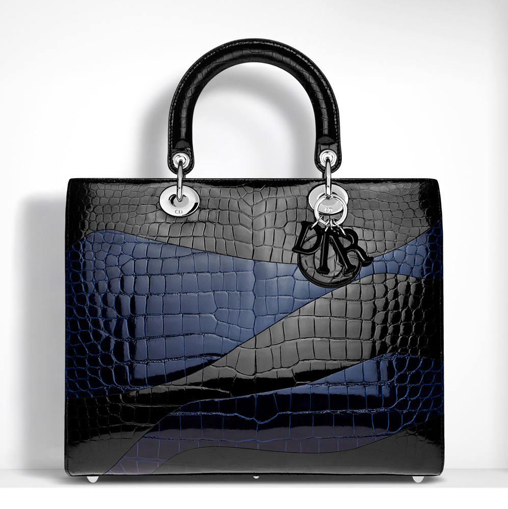 Christian-Dior-Lady-Dior-Large-Crocodile-Bag