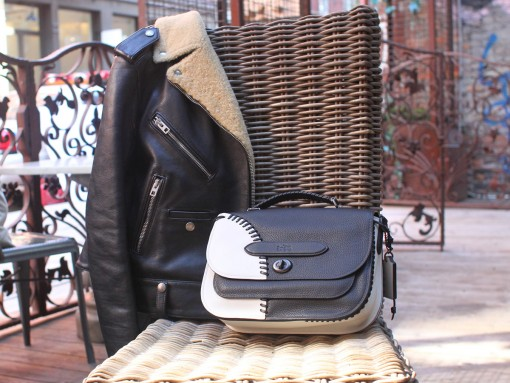 Coach Link Messenger Bag and Boys Jacket