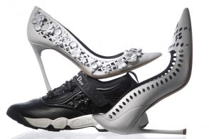 Dior Breaks into E-Commerce with Shoes Exclusively Available at Bergdorf Goodman