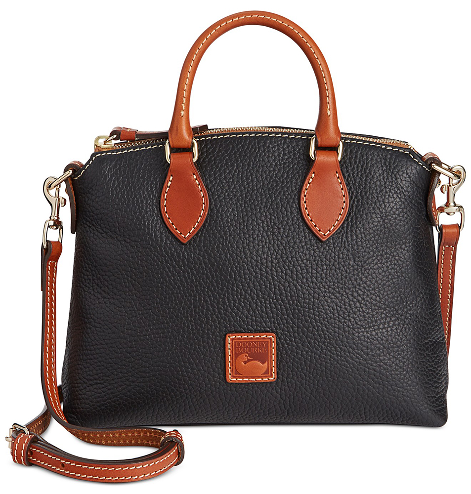 Dooney-and-Bourke-Crossbody-Satchel