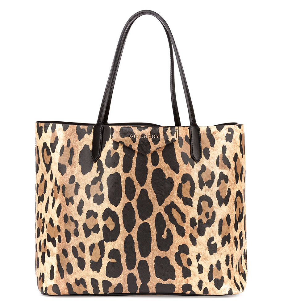 Givenchy-Antigona-Leopard-Small-Shopping-Tote