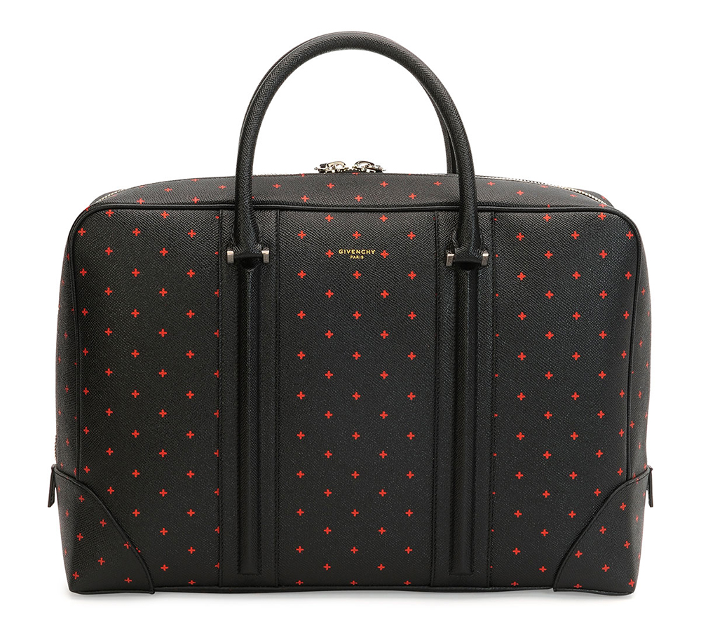 Givenchy-Cross-Print-Briefcase