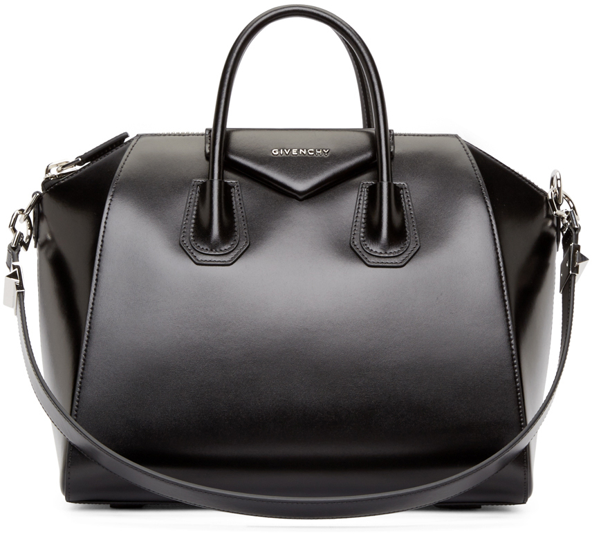Givenchy-Medium-Black-Antigona-Bag