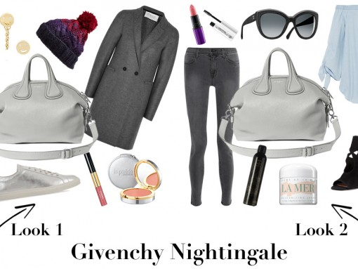 Givenchy Nightingale Outfit Ideas