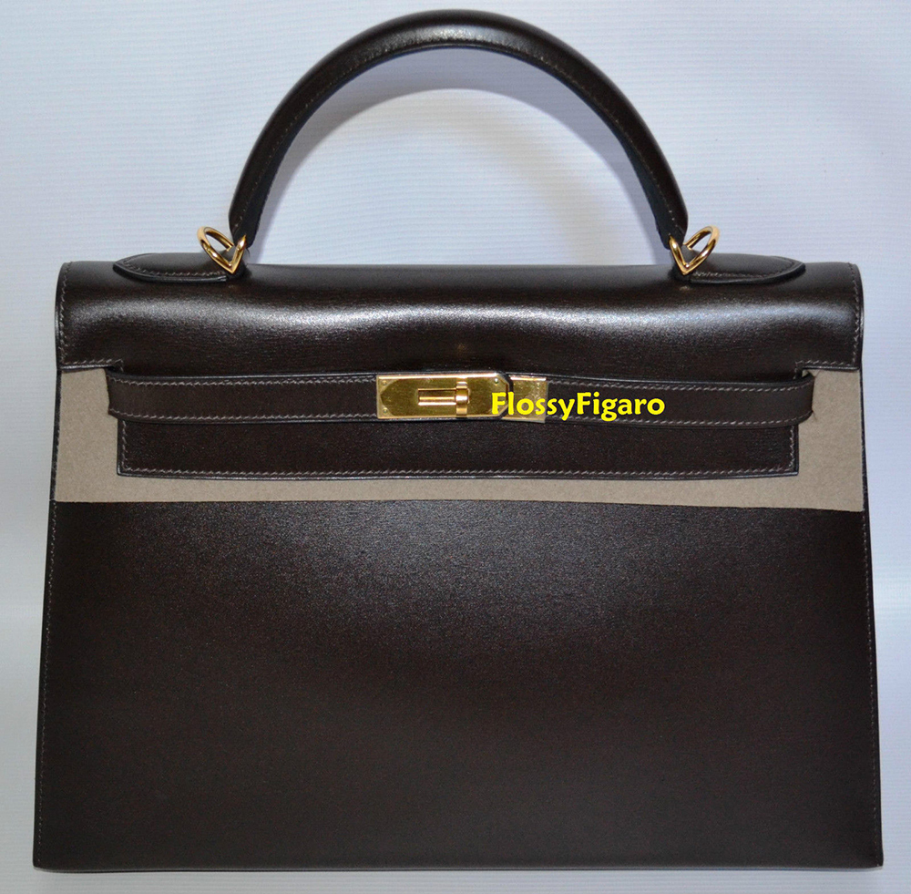 Hermès Kelly Bag, Bidding Starts at $11,020 via eBay