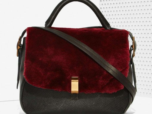 10 Surprisingly Affordable Shearling Bags for Some Rich Fall Texture