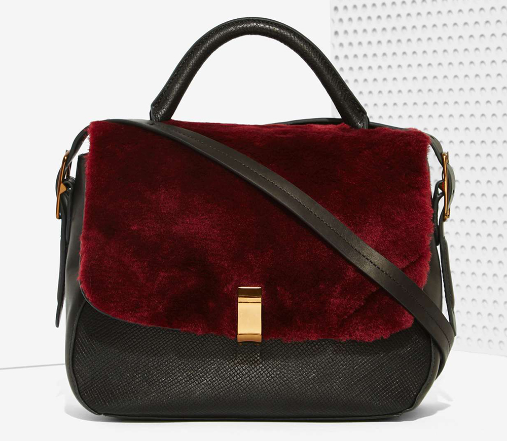 8c33fcd02b 10 Surprisingly Affordable Shearling Bags for Some Rich Fall Texture ...