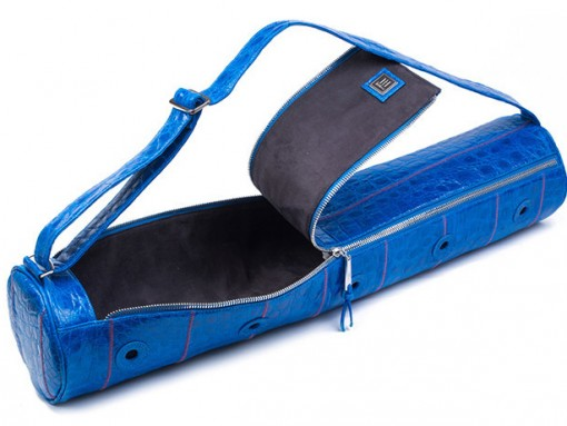 You Can Now Carry Your Yoga Mat in a $5,500 Crocodile Case