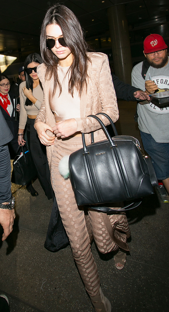 ef3a229132fc Kendall and Kylie Jenner Carry Great Bags Including Hermès and ...
