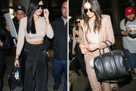 Kendall and Kylie Jenner Carry Great Bags Including Hermès and Givenchy