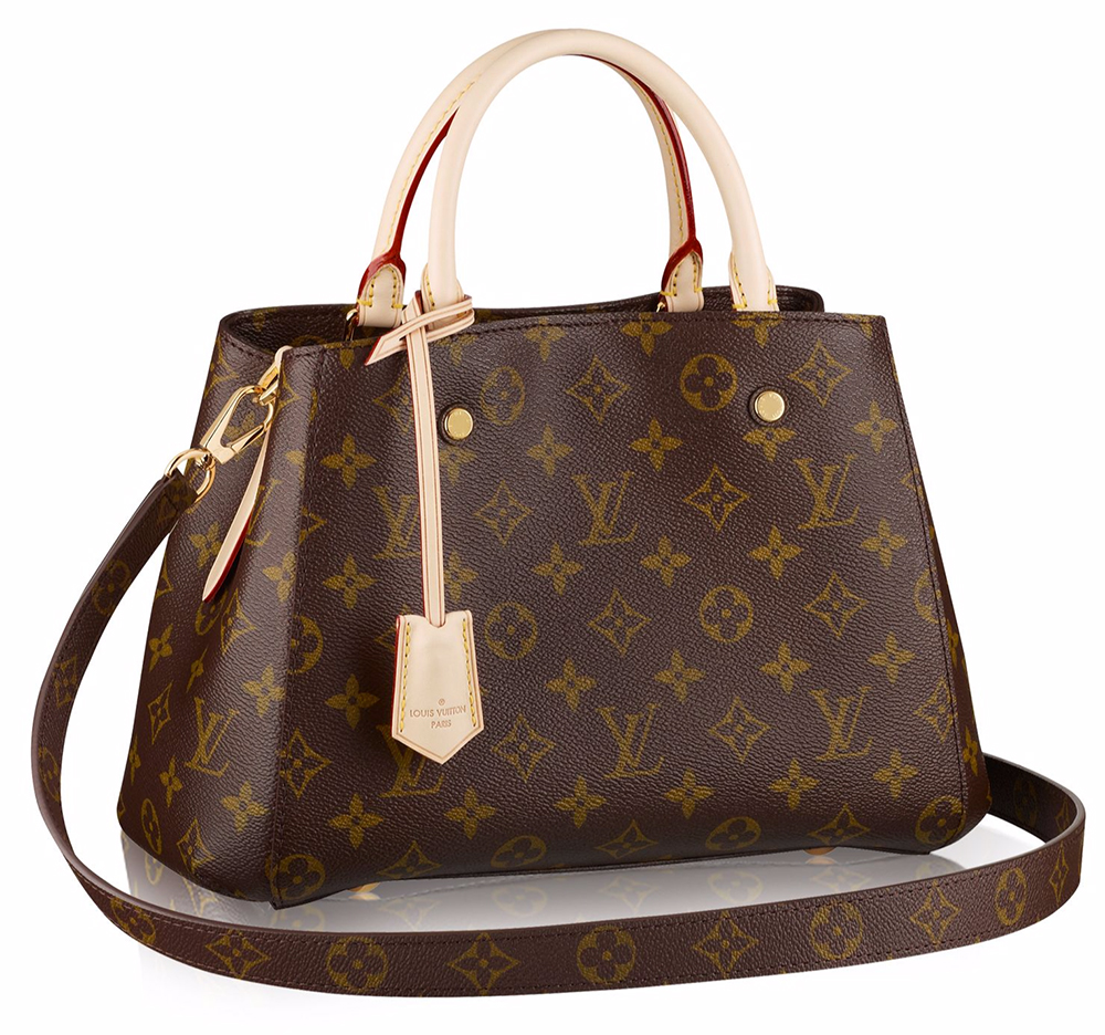 Louis Vuitton And Gucci Are Leading A Monogram Bag