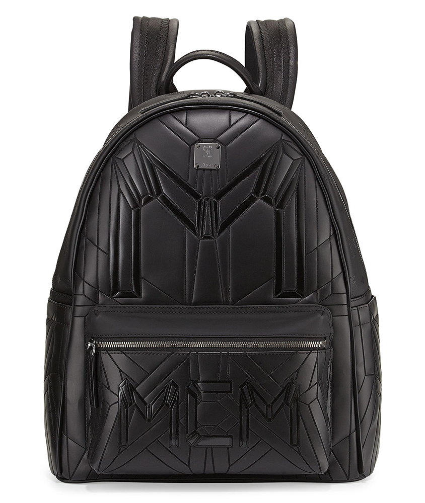 MCM-Bionic-Coated-Neoprene-Backpack