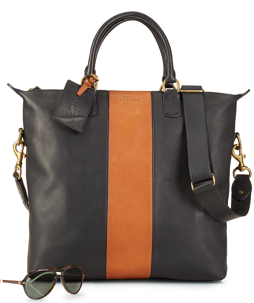 Polo-Ralph-Lauren-Two-Tone-Zip-Tote