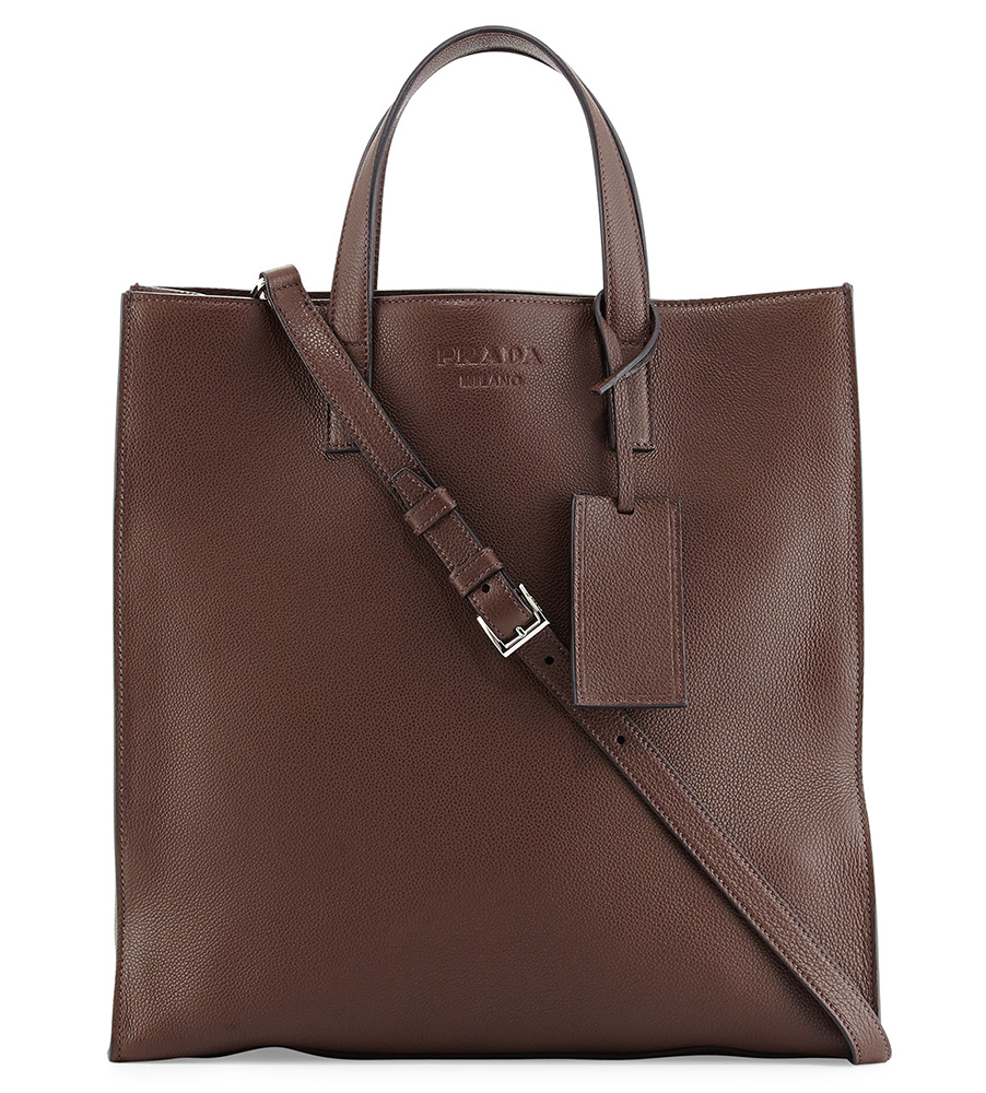 Prada-Leather-Shopper-Tote