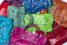 Our Exclusive Photos of 9 of the Rarest Balenciaga Bags and Colors