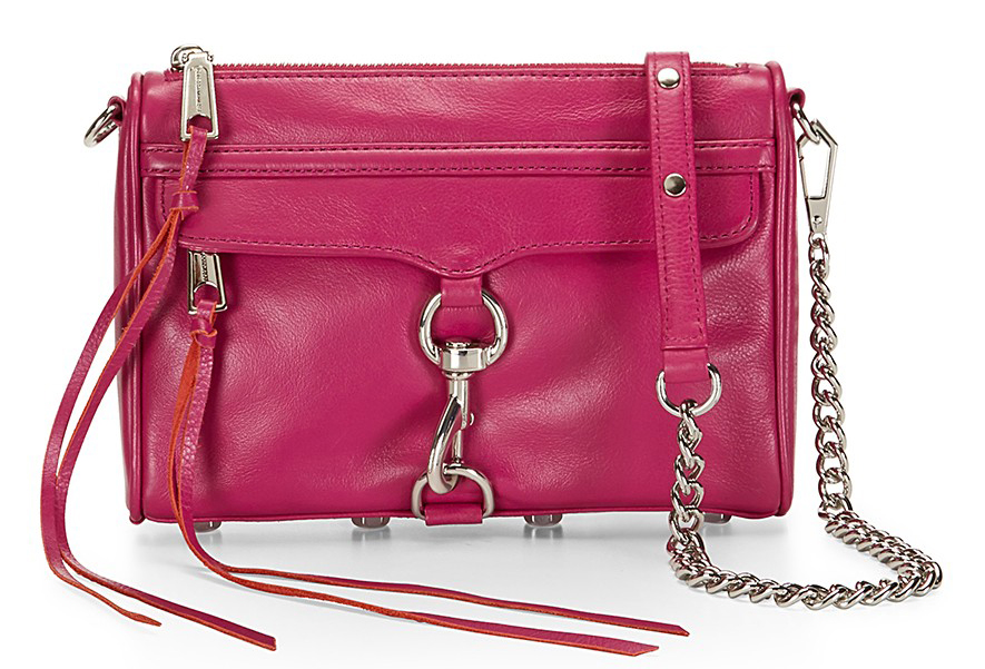 Rebecca Minkoff Mini MAC Bag, Was $195, now $125 via Rebecca Minkoff