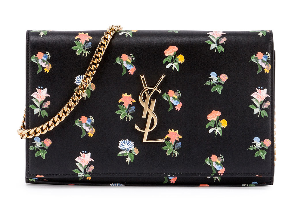 Saint-Laurent-Monogram-Praire-Flower-Wallet-on-Chain-Bag