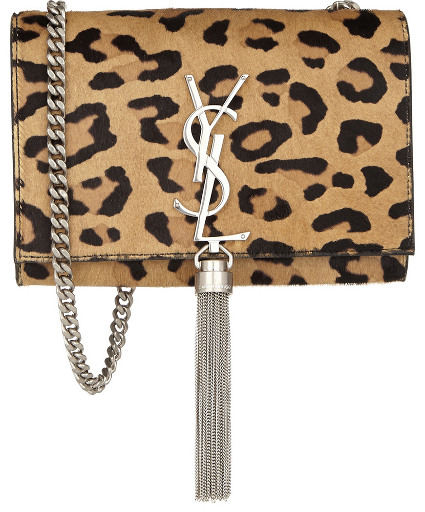 Saint-Laurent-Monogramme-Leopard-Bag