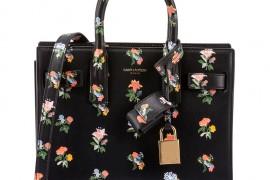 Love It or Leave it: Saint Laurent's New Prairie Flower Bags