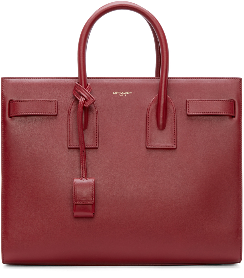 Saint-Laurent-Small-Sac-de-Jour-Tote
