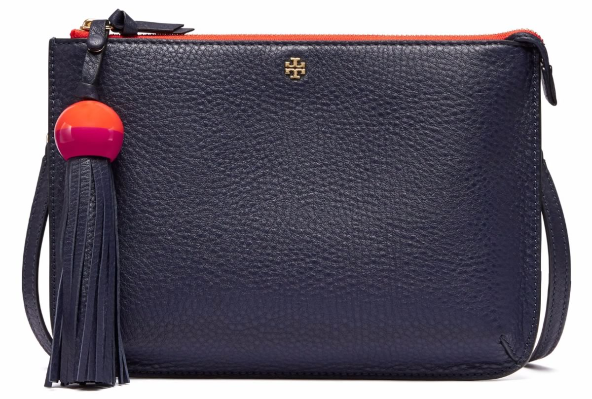 Tory Burch Tassel Cross-body