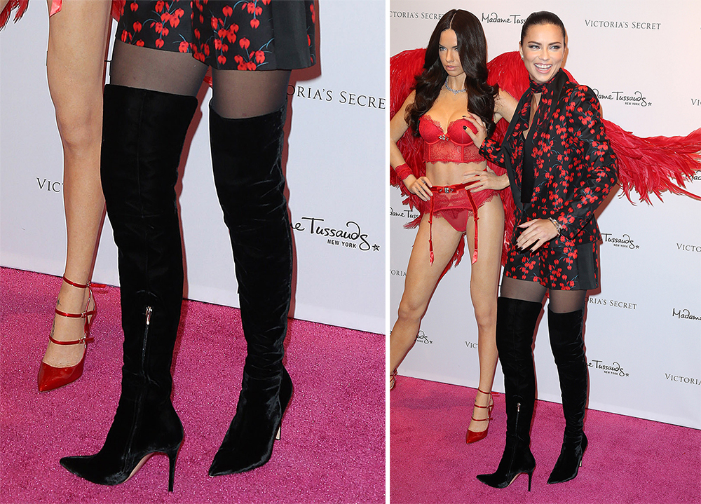 Celebs Are Over the Moon for Over-the-Knee Designer Boots ...