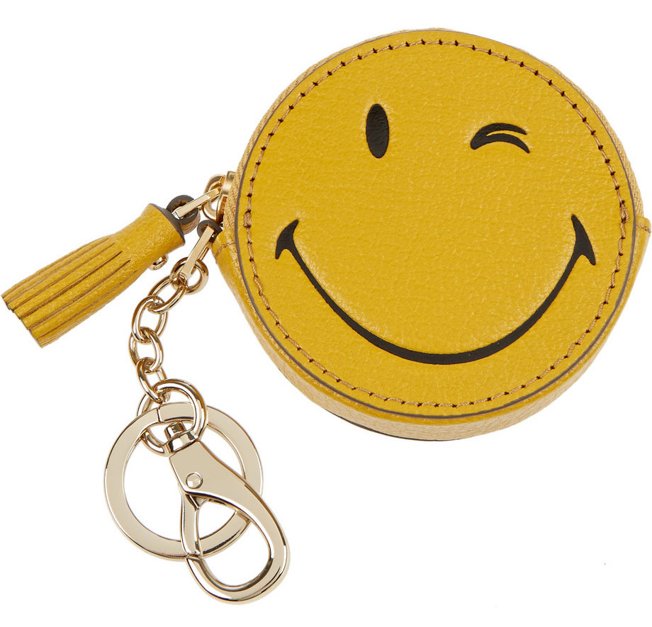 Anya-Hindmarch-Wink-Key-Chain