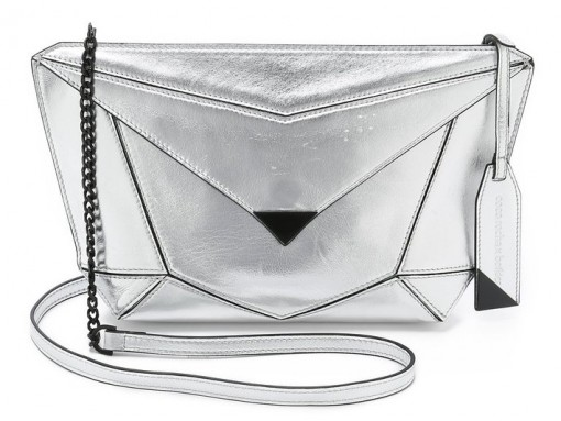10 Beautiful Metallic Bags to Help Your Wardrobe Shine Straight Through Winter